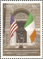 [The 50th Anniversary of the U.S. Chamber of Commerce in Ireland, type BLA]
