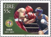 [The 100th Anniversary of the IABA - Irish Amateur Boxing Association, type BLF]