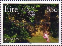 [EUROPA Stamps - The Forest, type BLG]