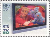 [The 50th Anniversary of RTÉ Broadcast, type BMK]
