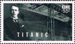 [The 100th Anniversary of the Titanic Disaster, type BMV]