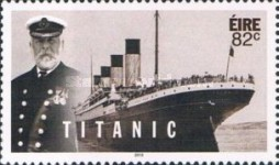 [The 100th Anniversary of the Titanic Disaster, type BMX]