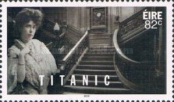 [The 100th Anniversary of the Titanic Disaster, type BMY]