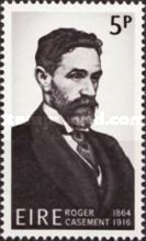 [The 50th Anniversary of the Death of Roger Casement, type BU]