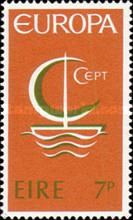 [EUROPA Stamps, type BV]