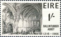 [The 750th Anniversary of the Ballintubber Monastery, type BW1]