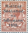 [Great Britain Stamps Overprinted in Black - Overprint 14½ x 16mm, type C]