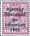 [Great Britain Stamps Overprinted in Black - Overprint 14½ x 16mm, type C2]