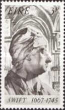[The 300th Anniversary of the Birth of Jonathan Swift, type CC]
