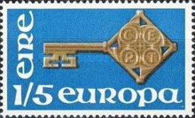 [EUROPA Stamps, type CE1]