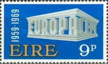 [EUROPA Stamps, type CO]