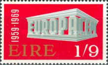 [EUROPA Stamps, type CO1]