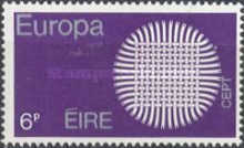 [EUROPA Stamps, type CT]