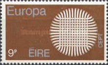 [EUROPA Stamps, type CT1]