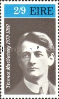 [The 50th Anniversary of the Death of Tomás MacCurtain & Terence MacSwiney, type CW1]