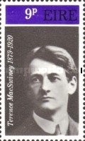 [The 50th Anniversary of the Death of Tomás MacCurtain & Terence MacSwiney, type CX]