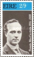 [The 50th Anniversary of the Death of Tomás MacCurtain & Terence MacSwiney, type CX1]