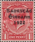 [Free State Ireland, type D1]