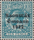 [Free State Ireland, type D10]