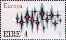 [EUROPA Stamps, Typ DF]