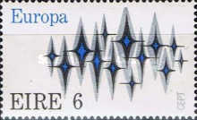 [EUROPA Stamps, Typ DF1]