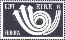 [EUROPA Stamps, type DM1]