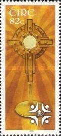 [The 50th International Eucharistic Congress, Dublin, type DNE]