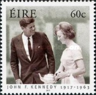 [The 50th Anniversary of the Death of J. F. Kennedy, 1917-1963, type DOK]