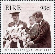 [The 50th Anniversary of the Death of J. F. Kennedy, 1917-1963, type DOL]