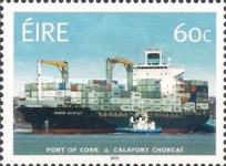 [The Port of Cork - Ships, type DOM]