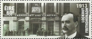 [The 100th Anniversary of the General Lockout, type DOQ]