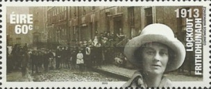 [The 100th Anniversary of the General Lockout, type DOR]