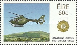 [The Irish Defence Forces, type DOS]