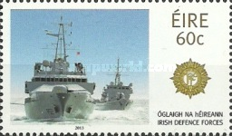 [The Irish Defence Forces, type DOU]