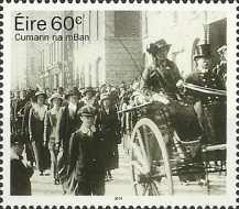 [The 100th Anniversary of the Founding of Cumann na mBan, type DPP]