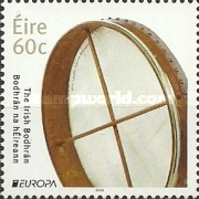 [EUROPA Stamps - Musical Instruments, type DPT]
