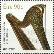 [EUROPA Stamps - Musical Instruments, type DPU]