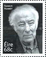 [The 1st Anniversary of the Death of Seamus Heaney, 1939-2013, type DQG]