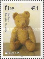 [EUROPA Stamps - Old Toys, type DRF]