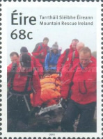 [The 50th Anniversary of Mountain Rescue Ireland, type DRH]