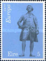 [EUROPA Stamps - Sculptures, type DS]