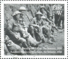 [The 100th Anniversary of the Battle of the Somme, type DTA]