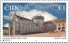 [EUROPA Stamps -  Palaces and Castles, type DUF]