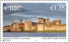 [EUROPA Stamps -  Palaces and Castles, type DUG]