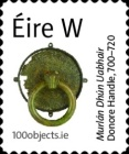 [Definitives - A history of Ireland, type DVI]
