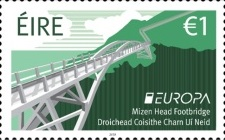 [EUROPA Stamps - Bridges, type DVP]