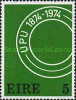 [The 100th Anniversary of the World Mail Union, type DW]