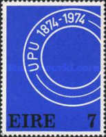 [The 100th Anniversary of the World Mail Union, type DW1]