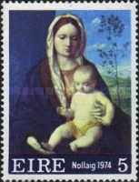 [Christmas Stamps, type DX]