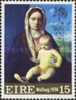 [Christmas Stamps, type DX1]